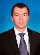 Информация о Дегтяреве Михаиле Владимировиче