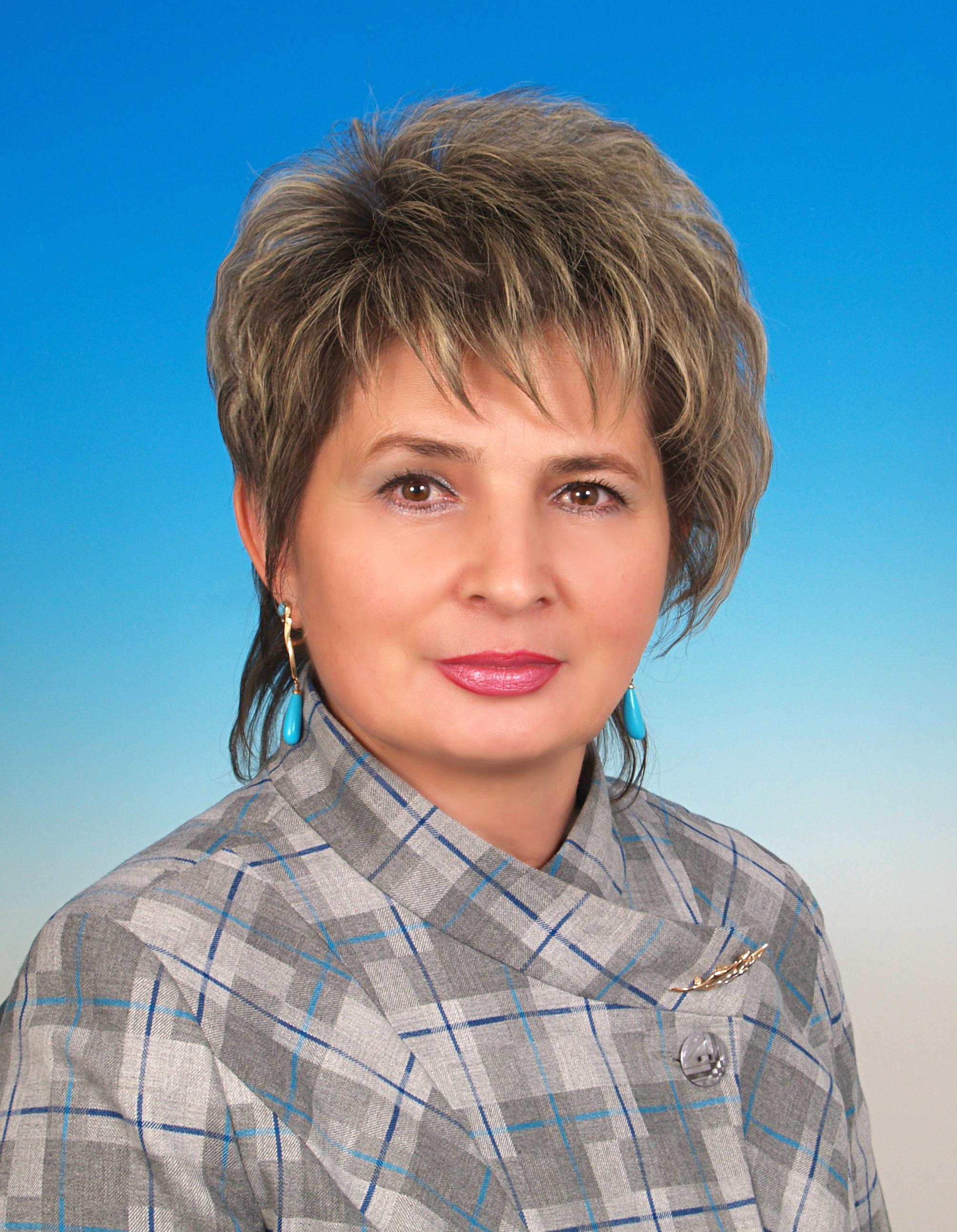 Информация о Рахматуллиной Зугуре Ягануровне
